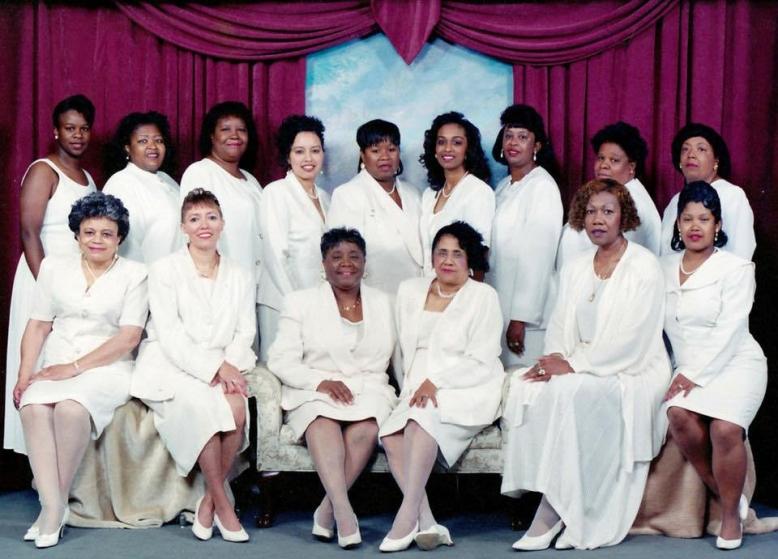 Upsilon Sigma Omega Chapter Founders
