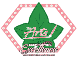 the arts logo